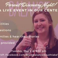 Parent Discovery Night!