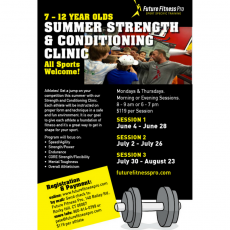 Stength & Conditioning Clinic