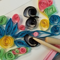 Fort Worth Southwest, TX Events: Paper Filigree (Quilling) Class
