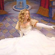 Things to do in Plymouth-Middleborough, MA for Kids: Cinderella, South Shore Music Circus
