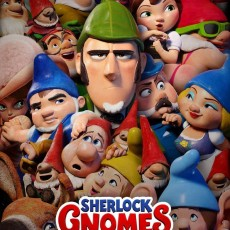Movies in the Park - Sherlock Gnomes