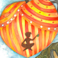 ThinkTank Theatre's James and The Giant Peach