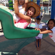 Play Outdoors Summer Camp