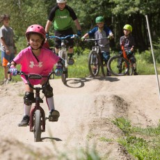 Concord, NH Events for Kids: Highland Mountain Bike Park 1/2 Day Camp (age 6-9)