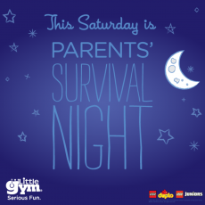 Eastern Main Line, PA Events: Parents' Survival Night