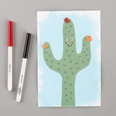 Things to do in Myrtle Beach, SC: Ages 3 & up Kids Club Paper Cactus