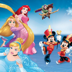 Things to do in Taunton-Fall River, MA for Kids: Disney On Ice Presents 100 Years of Magic, Agganis Arena