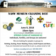 NASW Museum Cleaning Day