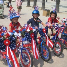 OCNJ 4th of July Bike Parade (40th & Asbury)