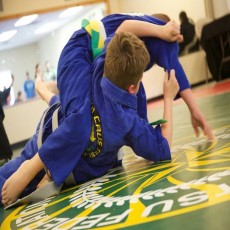 Brazilian Jiu-Jitsu Summer Camp (Ages 5-12)