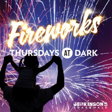 Things to do in Red Bank, NJ for Kids: Jenkinson's Fireworks, Jenkinson's Boardwalk