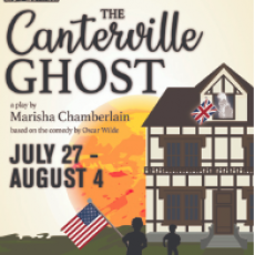Cincinnati Eastside, OH Events for Kids: The Canterville Ghost by Beechmont Players   Jul 27-Aug 4