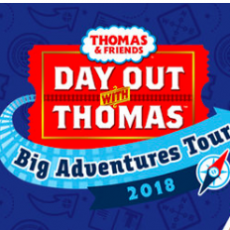 Cincinnati Eastside, OH Events for Kids: A Day Out With Thomas Ride & Excursion | Aug 11 & 12, 18 & 19