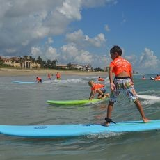 Surf, Skim, Paddle & Boogie Board @ Cowabunga Surf Camp