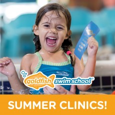Things to do in Laurel-Columbia, MD for Kids: Goldfish Summer Clinics , Goldfish Swim School - Columbia