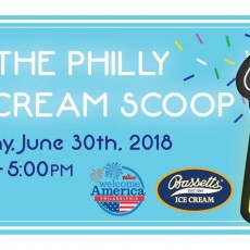 The Philly Ice Cream Scoop