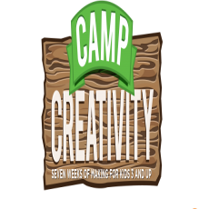 Camp Creativity! Ages 3 & Up