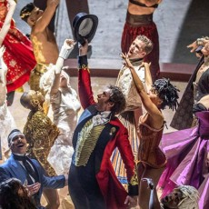 South Tampa, FL Events for Kids: Sing-Along The Greatest Showman (2017)