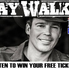 Clay Walker, presented by KSJJ 102.9 and Smolich Motors