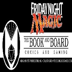 Burlington-Winchester, MA Events: Friday Night Magic at the Book and Board