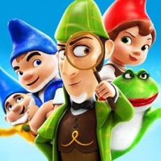 Things to do in Myrtle Beach, SC for Kids: Movies at McLean Featuring Sherlock Gnomes 2018 (PG), North Myrtle Beach Recreation