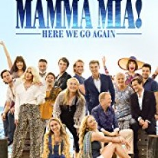 Movie Release Day:Mamma Mia! Here We Go Again