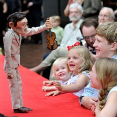 Family Program: String City: Nashville's Tradition of Music and Puppetry