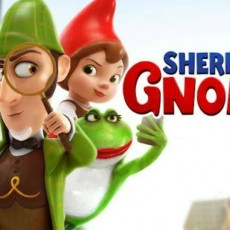 Sherlock Gnomes - Free Movie & Concessions!