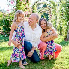 Things to do in West Hartford-Farmington Valley, CT for Kids: Rose Week Simple Session Family Portraits, IRIS Photography