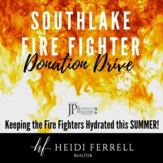 Southlake Fire Fighter Donation Drive