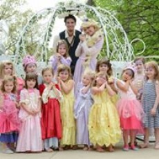 Things to do in Bridgewater NJ for Kids: The 4th Annual Princess Ball, My Fairytale Party