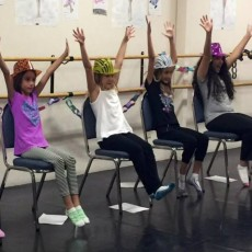 Performing Arts Camp - Ages 7+