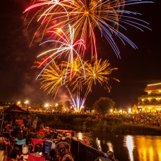 Things to do in Folsom-EDH, CA for Kids: Fireworks and Freedom Concert, El Dorado Hills Town Center