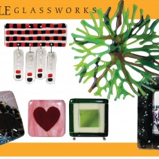 Save on Fused Glass Classes in our FlatShop!