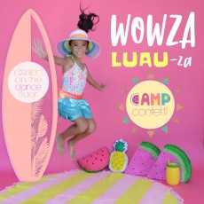 Wowza Luau-za Jazz Camp; Ages 6-8