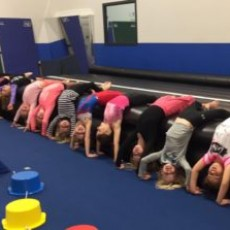Cape May County, NJ Events: Acro for the Beginner (Ages 5-8)
