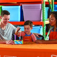 Things to do in Escondido, CA for Kids: Kids Workshop , The Home Depot- W. Valley Parkway