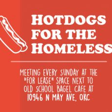 Oklahoma City North, OK Events for Kids: Hotdogs for the Homeless