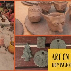 Fort Myers, FL Events for Kids: Art on the Farm - Intermediate Clay Class (7-12)