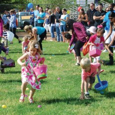 Folsom-EDH, CA Events for Kids: 25th Annual Spring Eggstravaganza