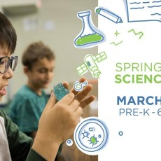 Oklahoma City North, OK Events for Kids: Spring Break Camps | March 18-22