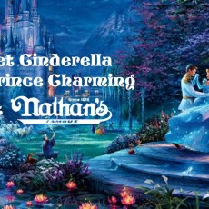Fort Myers, FL Events for Kids: Meet Cinderella and Prince Charming at Nathan's!