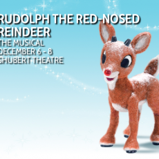 Brookline-Norwood, MA Events for Kids: Rudolph the Red-Nosed Reindeer ~ Shubert Theatre
