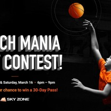 Fort Myers, FL Events for Kids: March Mania Shot Contest