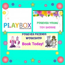 Oklahoma City North, OK Events for Kids: DIY Forever Friends Workshop