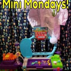 Mini Mondays at the Mad Science Lab West