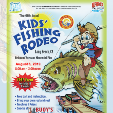 Long Beach, CA Events for Kids: Kid's Fishing Rodeo