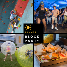 Brookline-Norwood, MA Events for Kids: Summer Block Party