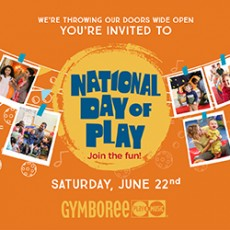Brookline-Norwood, MA Events for Kids: Annual National Day of Play