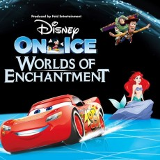 Folsom-EDH, CA Events for Kids: Disney On Ice presents Worlds of Enchantment